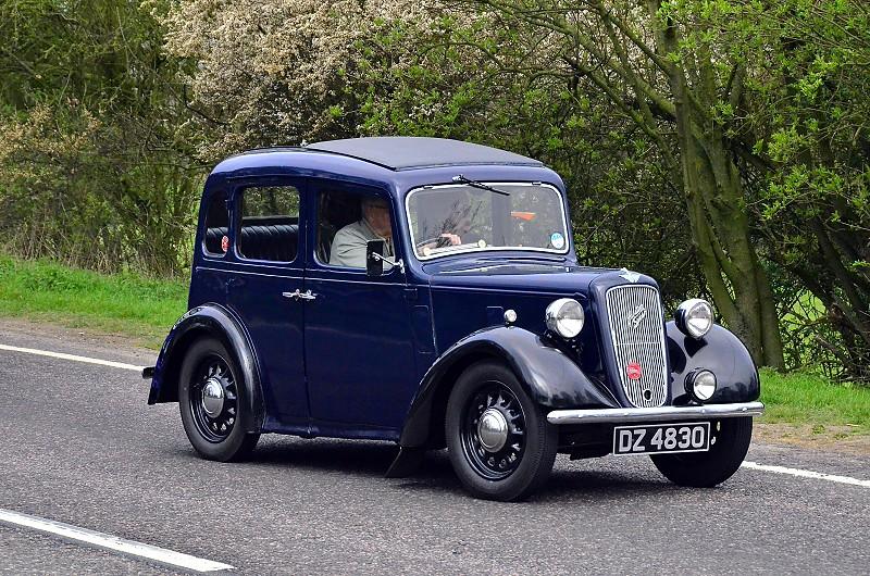 DZ 4830 BIG SEVEN SIXLITE 1937