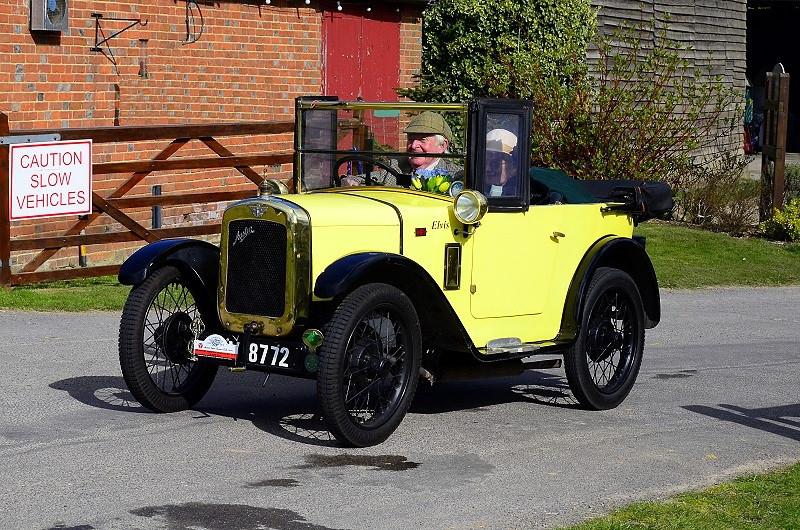 SV 8772 SEVEN CHUMMY 1928