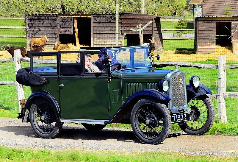 71932 SEVEN TOURER 1932