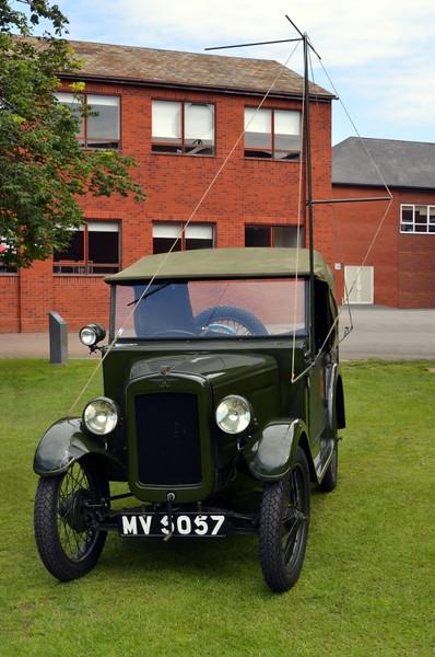 MV 5057 2 SEAT SCOUT CAR 1932