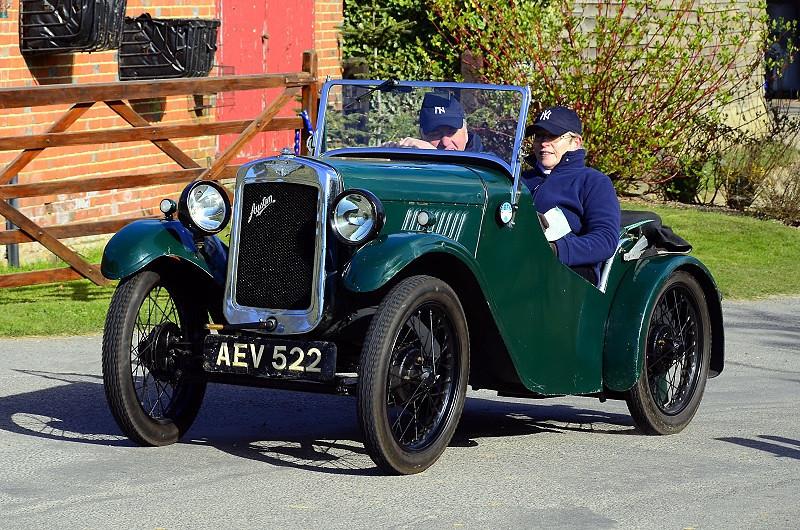 AEV 522 SEVEN SPECIAL 1933