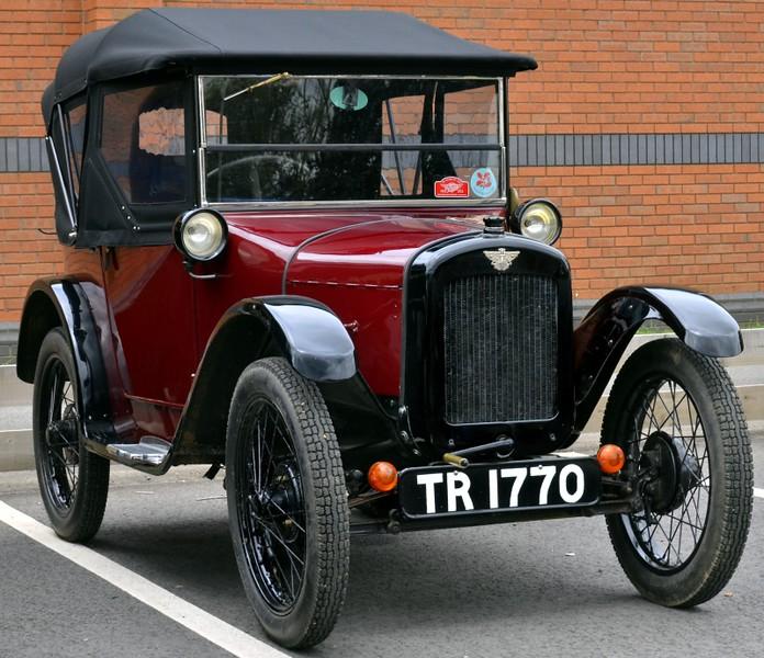 TR 1770 AUSTIN SEVEN