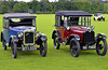 GD 7362 AD TOURER 1927 & MY 6335 BOAT TAIL 2 SEATER 1930,