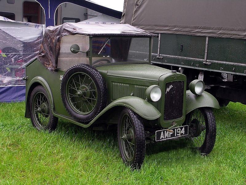 AMP 194 SEVEN SCOUT CAR