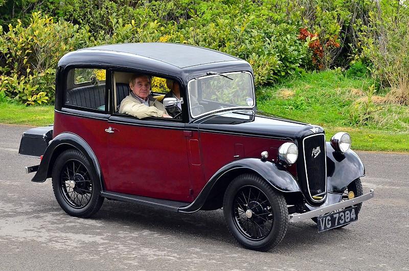 VG 7384 ARQ RUBY MK I 1935