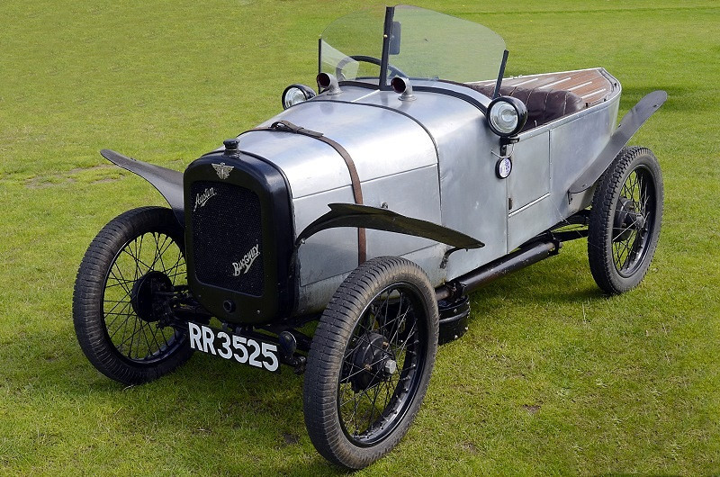 RR 3525 BURGHLEY SPECIAL 1926