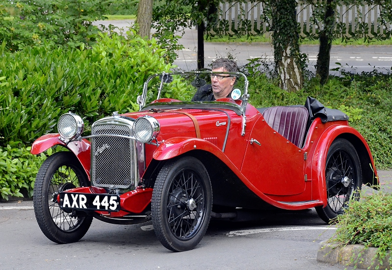 AXR 445 ARROW COMPETITION 65 2SEAT 1933