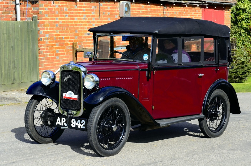 APJ 942 SEVEN TOURER 1933