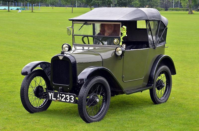 YL 5233 AC TOURER 1925