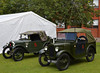 1929 SCOUT CAR & 1932 WIRELESS CAR