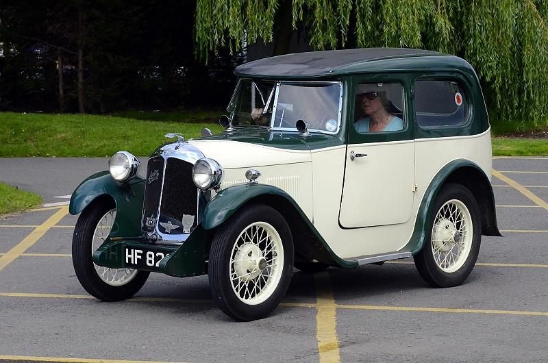 HF 8281 SWALLOW 1932