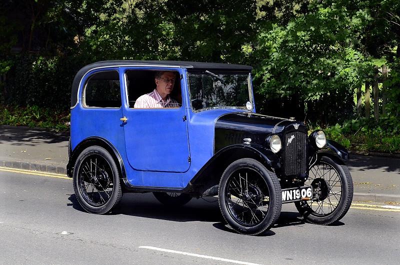 WN 1906 GORDON ENGLAND 1929