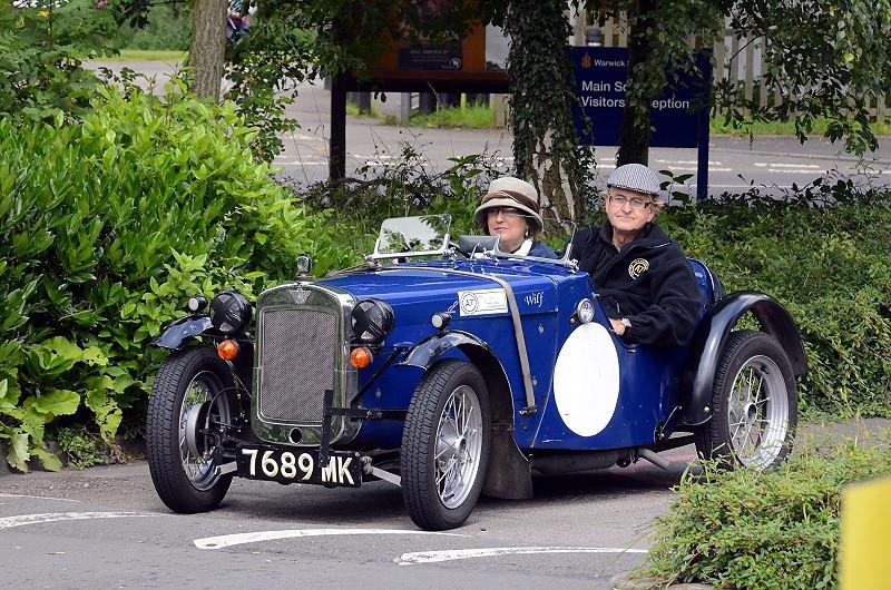 7689 MK SEVEN RACER 1960