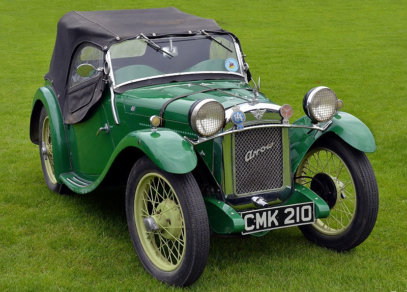 CMK 210 ARROW COMPETITION 75 COMPTONS 1935