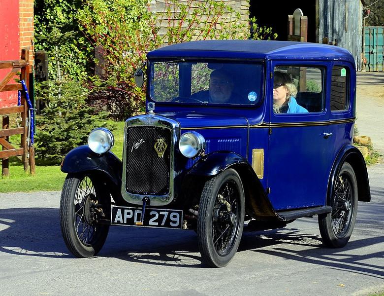 APD 279 AUSTIN SEVEN 1933