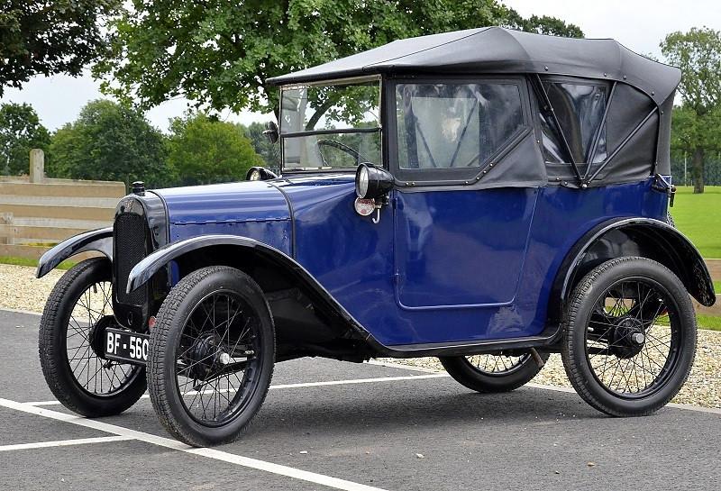 BF 5606 CHUMMY 1928