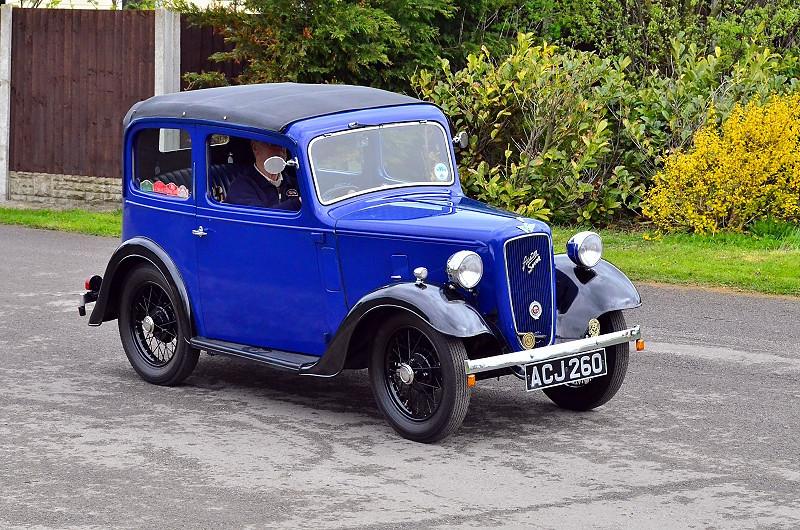 ACJ 260 AUSTIN SEVEN 1937,