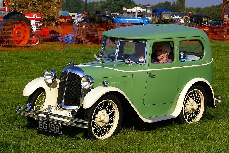 EG 198 SWALLOW 1931