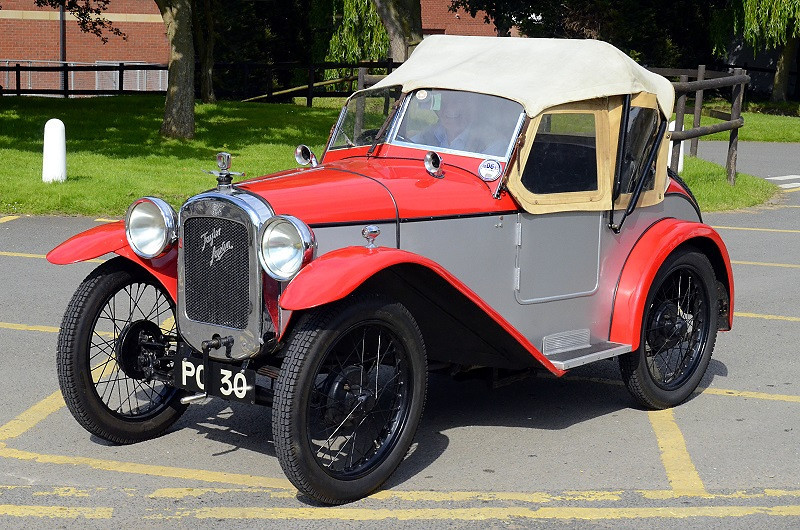 PO 30 TAYLOR SEMI-SPORTS 1929
