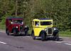 KJ 8013 SALOON & BTT 464 VAN