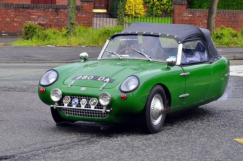 980 DA BERKELY T60 1960