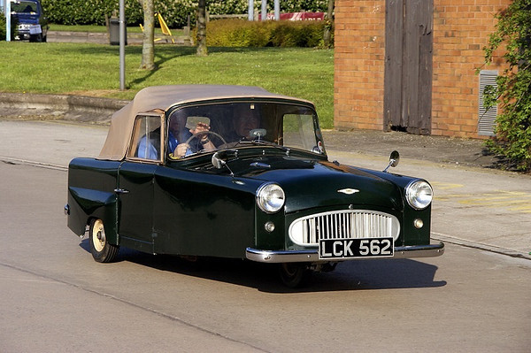 LCK 592 BOND 1956-FACTORY PROTOTYPE FO MK E-F & G, DVLA HAS 1958