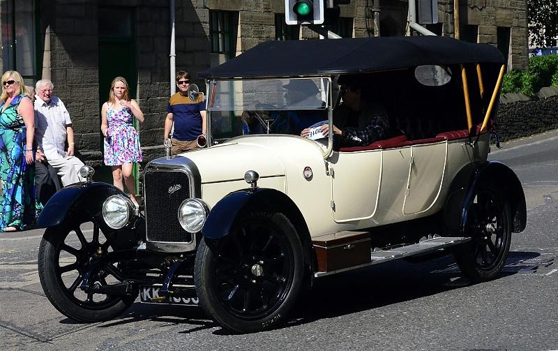 KK 1066 BELSIZE 15 1922