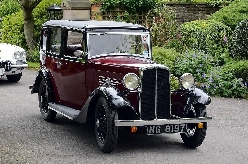 NG 6197 BSA SALOON 1934