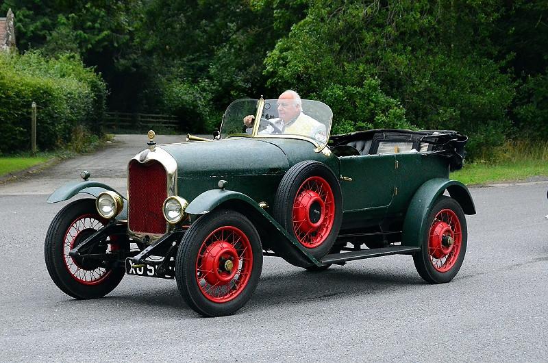 XU 558 PALLADIUM 1924