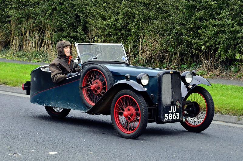 JU 5863 BSA 1937