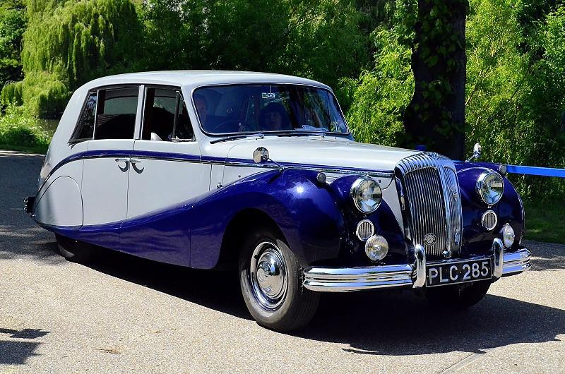 PLC 285 HOOPER EMPRESS 1954