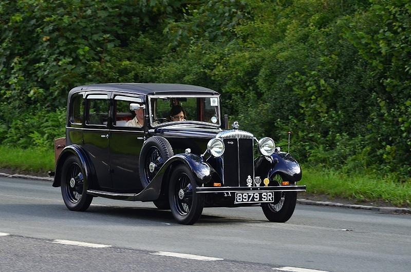 8979 SR DAIMLER 15 1933