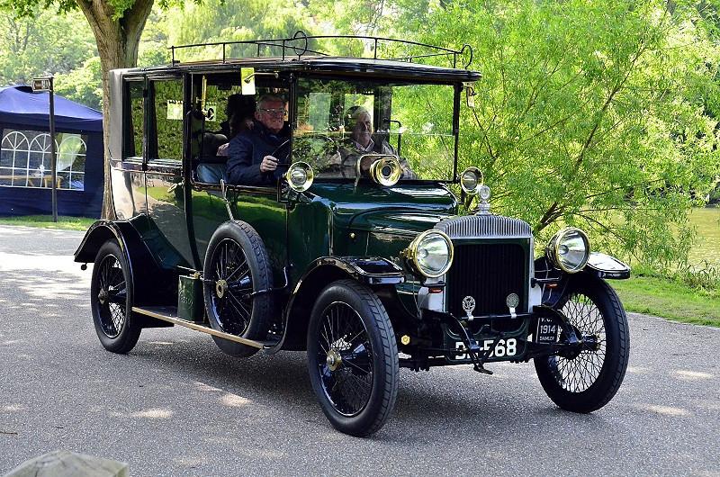 DN-568 DAIMLER 1914