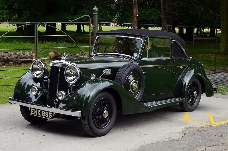 EHK 895 DAIMLER E20 1936