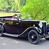 BLW 474 DAIMLER DROP HEAD COUPE 1935