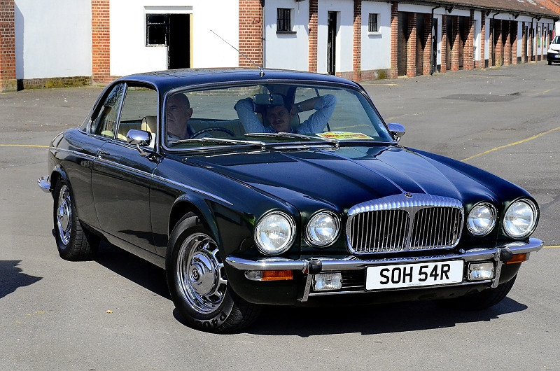 SOH 54R DAIMLER SOVEREIGN 4 2 AUTO