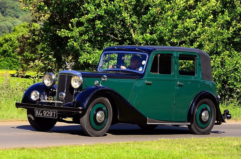 KG 9297 DAIMLER 20HP 1936