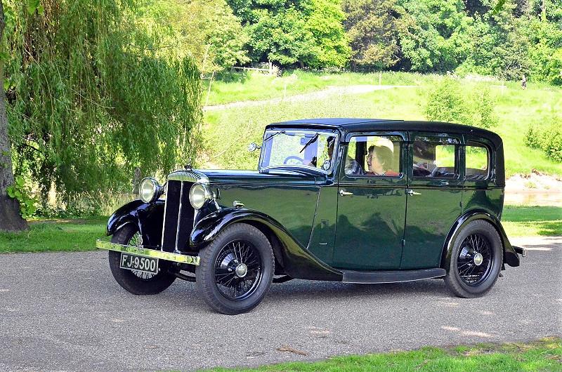 FJ 9500 DAIMLER 1934