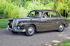 RHO 741 DAIMLER ONE-O-FOUR 1957