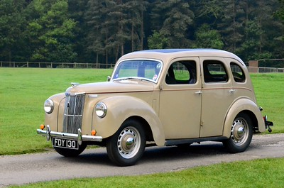 FORD EARLY YEARS. 1934-1959.
