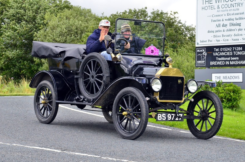 BS 9727 FORD MODEL T