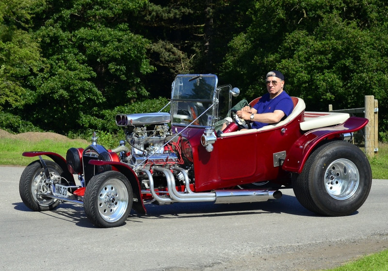 HNS 23 FORD T BUCKET