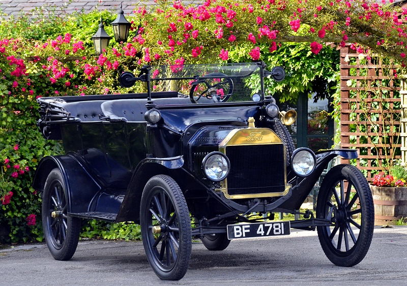 BF 4781 FORD MODEL T