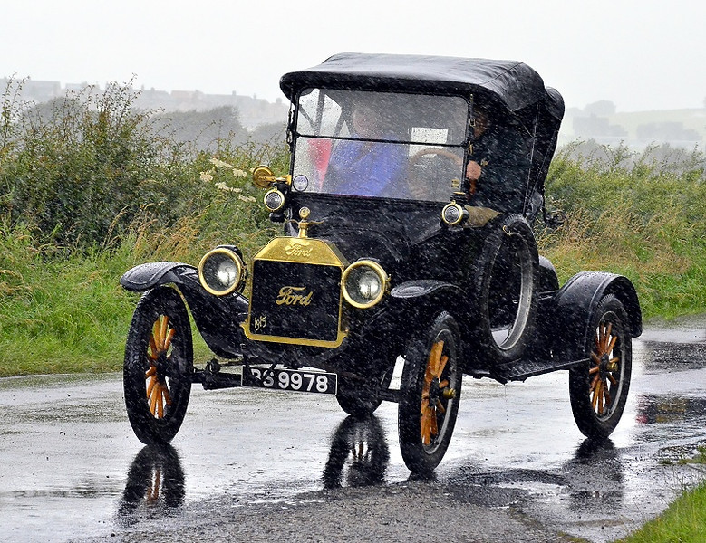 BS 9978 FORD MODEL T