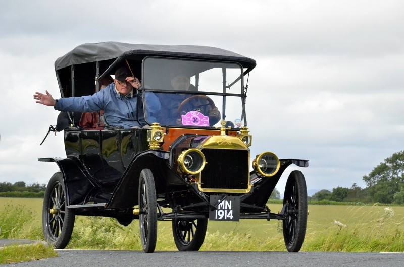 MN 1914 FORD MODEL T