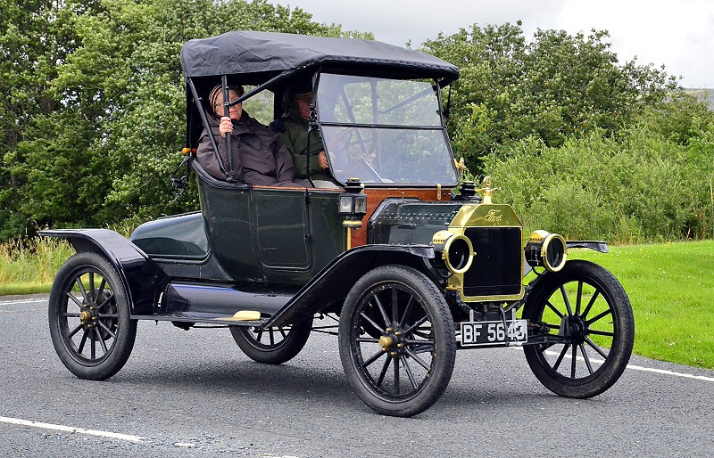 BF 5643 FORD MODEL T