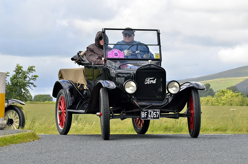 BF 4357 FORD MODEL T
