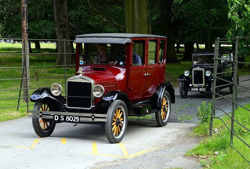 DS 8029 FORD MODEL T