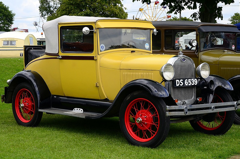 DS 6539 FORD 1929