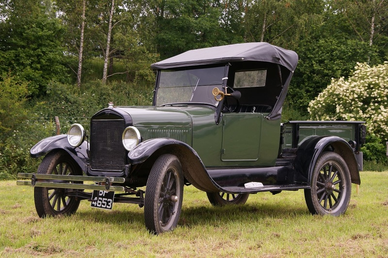 BF 4653 FORD MODEL T 1927